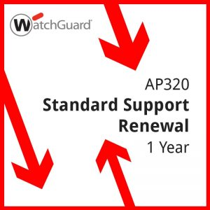 AP320 Standard Support Renewal 1 Year