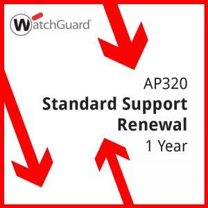 AP320 Standard Support Renewal 1 Year